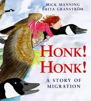 Cover of: Honk! Honk! (Picture Books)