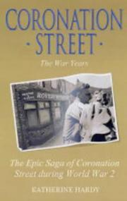 "Cover of: ""Coronation Street"""