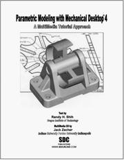 Cover of: Parametric Modeling with Mechanical Desktop Version 4 MultiMedia Tutorial