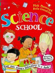 Cover of: Science School (School Series)