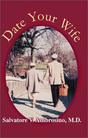 Cover of: Date Your Wife
