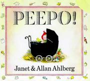 Cover of: Peepo! (Storytime Giants)