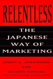 Cover of: Relentless