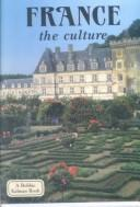 Cover of: France the Culture