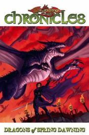 Cover of: Dragonlance - Chronicles Volume 3