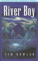 Cover of: River Boy (Galaxy Children's Large Print)