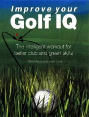Cover of: Improve Your Golf IQ