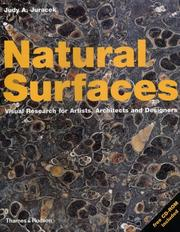 Cover of: Natural Surfaces