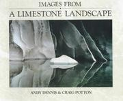 Cover of: Images from a Limestone Landscape