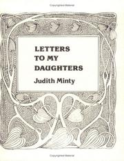 Cover of: Letters to My Daughters