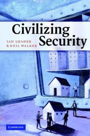 Cover of: Civilizing Security