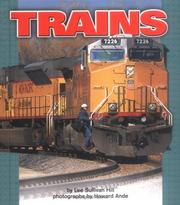 Cover of: Trains (Pull Ahead Books)