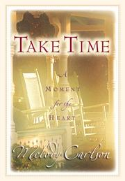 Cover of: Take Time: A Moment for the Heart