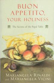 Cover of: Buon Appetito Your Holiness