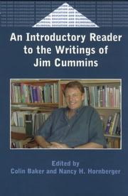 Cover of: Introductory Reader to the Writings of Jim Cummins (Bilingual Education and Bilingualism, 29)