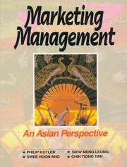 Cover of: Marketing Management