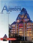 Cover of: Beginning Algebra