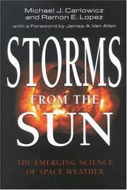 Cover of: Storms from the Sun