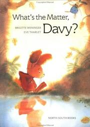 Cover of: What's the Matter, Davy? (Davy)