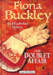 Cover of: The Doublet Affair (Ulverscroft Large Print Series)