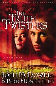 Cover of: The Truth Twisters: A Novelplus