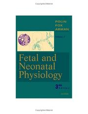 Cover of: Fetal and Neonatal Physiology 2 Vol. set