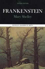 Cover of: Frankenstein (Case Studies in Contemporary Criticism)