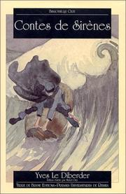 Cover of: Contes de sirènes