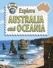Cover of: Explore Australia and Oceania (Explore the Continents)