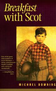 Cover of: Breakfast with Scot