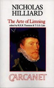Cover of: A Treatise Concerning the Arte of Limning