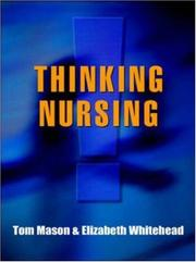 Cover of: Thinking Nursing