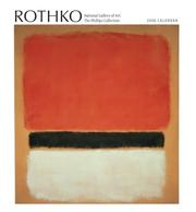 Cover of: Rothko 2008 Calendar