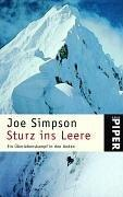 Cover of: Sturz Ins Leere
