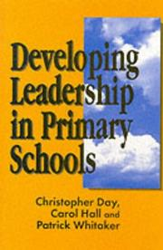 Cover of: Developing Leadership in Primary Schools