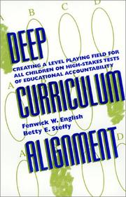 Cover of: Deep Curriculum Alignment