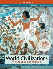Cover of: World Civilizations