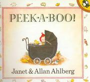 Cover of: Peek-A-Boo