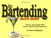 Cover of: The Bartending Quick Book