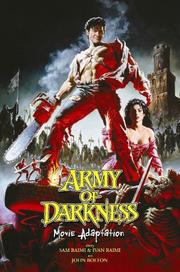 Cover of: Army Of Darkness Movie Collection