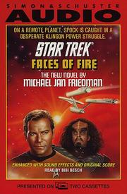 Cover of: Star Trek: Faces of Fire