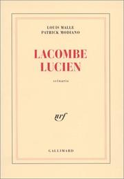 Cover of: Lucien Lacombe