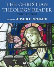Cover of: The Christian Theology Reader