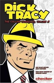 Cover of: Dick Tracy: The Collins Casefiles Volume 2