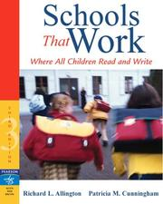 Cover of: Schools That Work