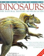 Cover of: The Natural History Museum Book of Dinosaurs