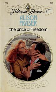 Cover of: Price Of Freedom