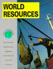 Cover of: World Resources (Save Our World)