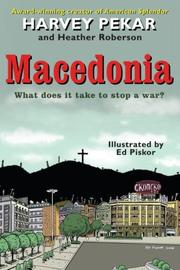 Cover of: Macedonia