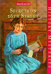 Cover of: Secrets on 26th Street